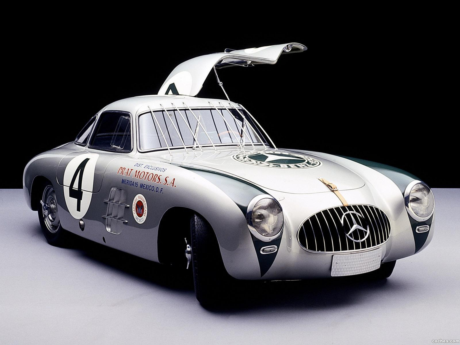 Foto 0 de Mercedes 300SL Racing Sport Coupe W194 1952