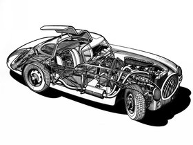 Ver foto 16 de Mercedes 300SL W194 1952