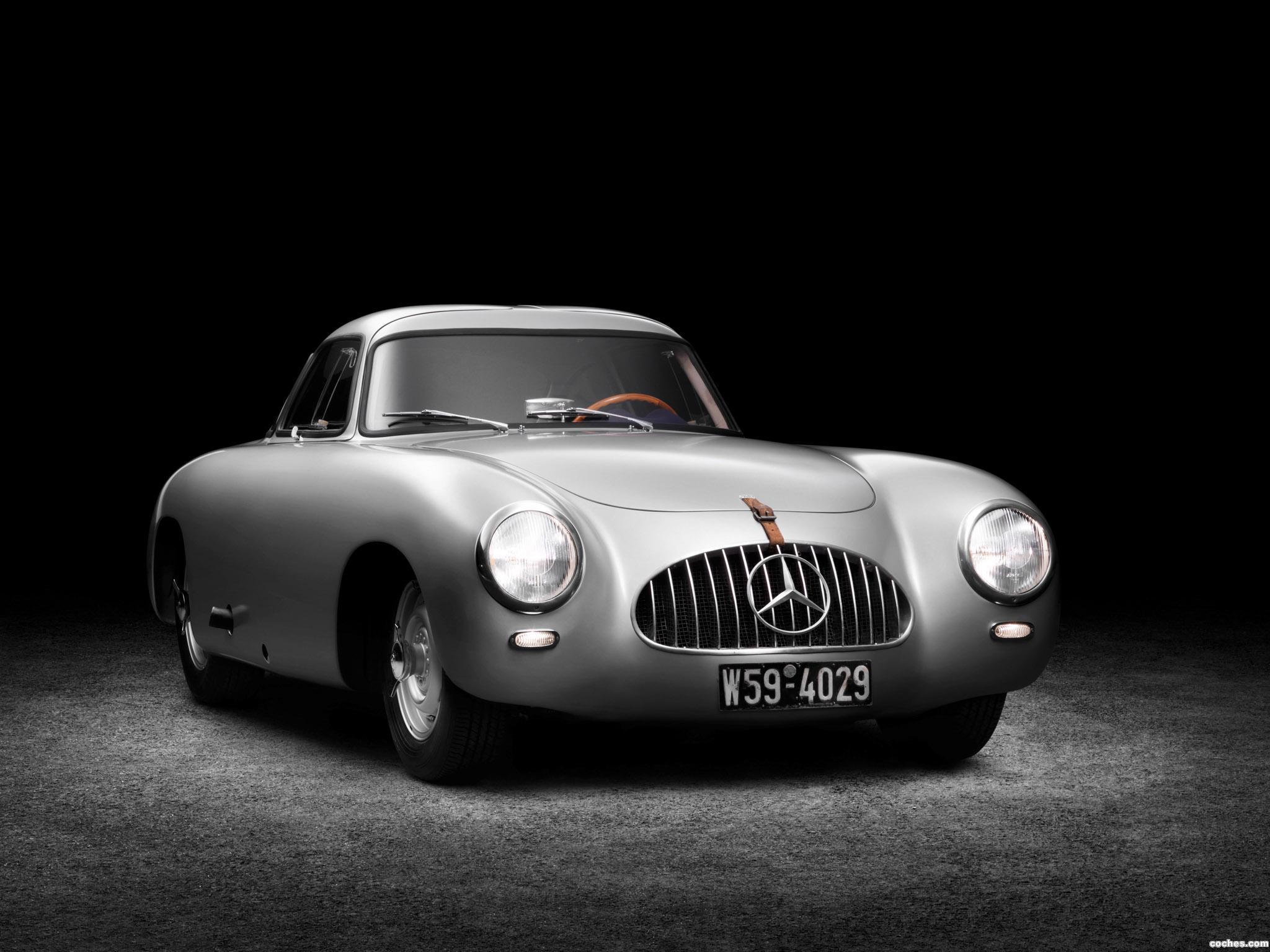 Foto 0 de Mercedes 300SL W194 1952