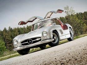 Fotos de Mercedes 300SL W198 1954