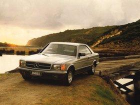Ver foto 2 de Mercedes 380SEC C126 1981