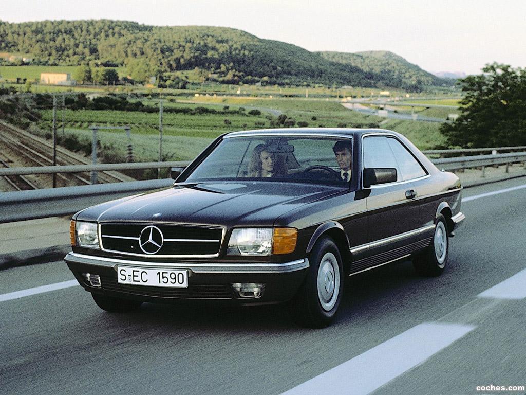 Foto 0 de Mercedes 380SEC C126 1981