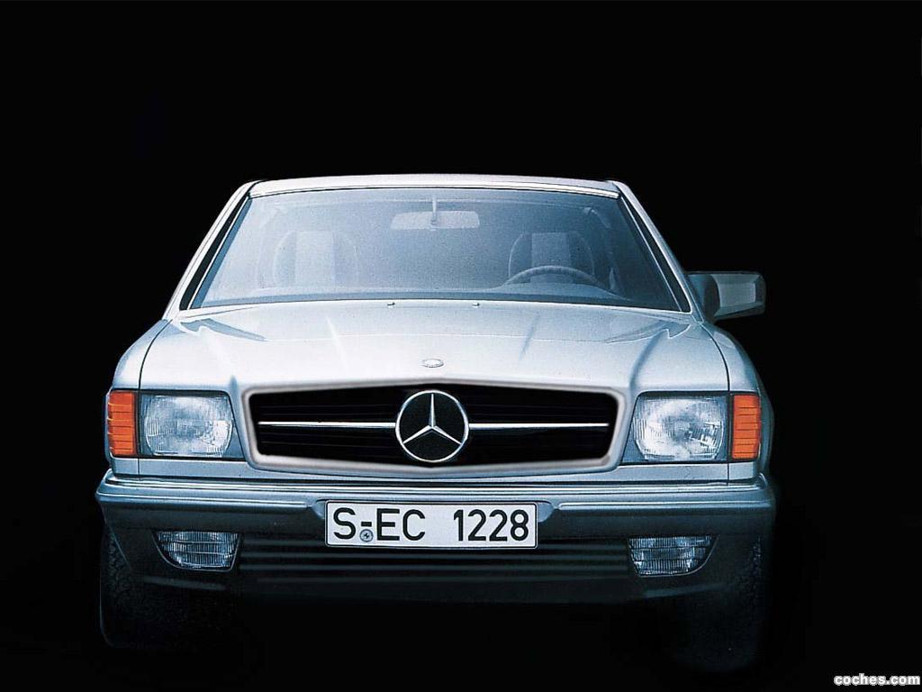 Foto 0 de Mercedes 500SEC C126 1981