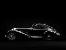Ver foto 5 de Mercedes 540K Autobahn Kurier 1934