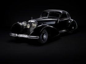 Ver foto 3 de Mercedes 540K Autobahn Kurier 1934