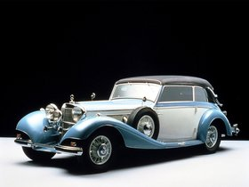 Ver foto 7 de Mercedes Cabriolet B 1936