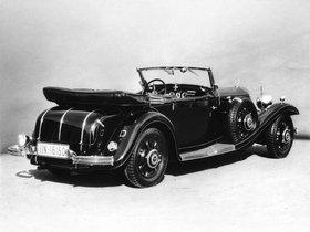 Ver foto 6 de Mercedes Cabriolet B 1936