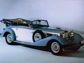 Ver foto 5 de Mercedes Cabriolet B 1936