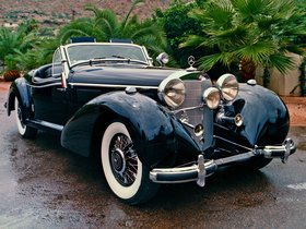 Fotos de Mercedes 540K
