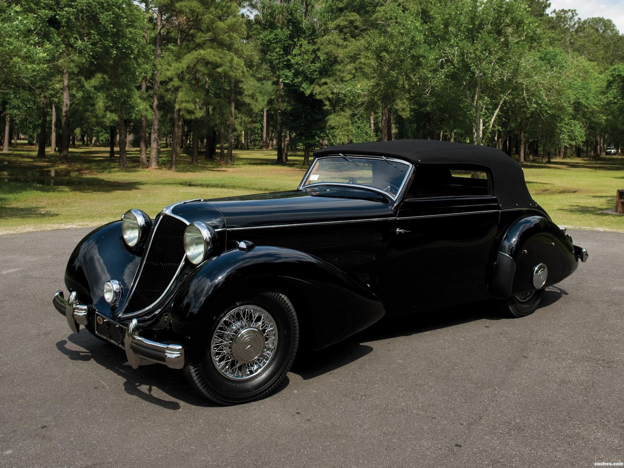 Foto 0 de Mercedes 540K Special Cabriolet 1936
