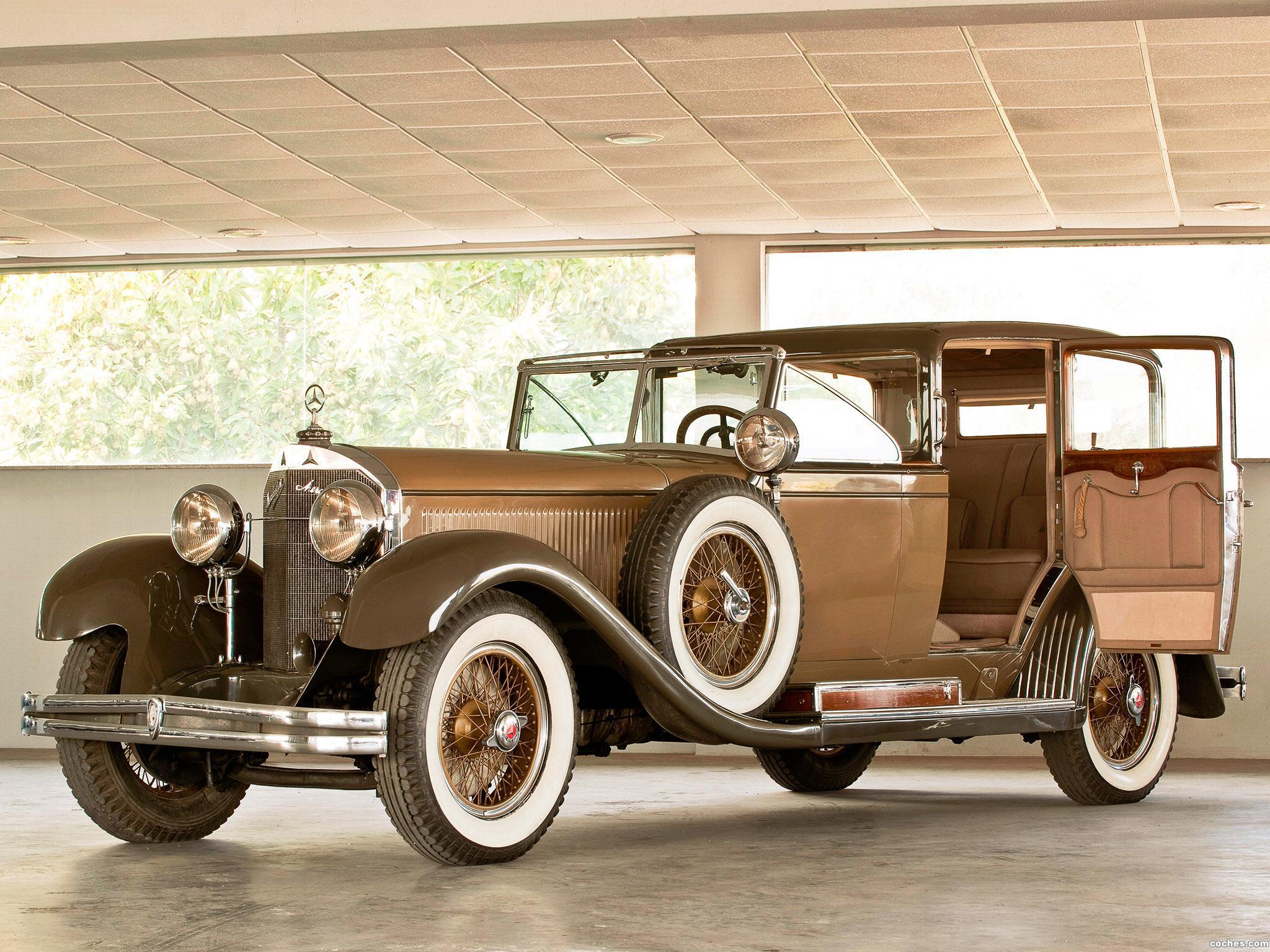 Foto 0 de Mercedes 630K by Castagna 1929