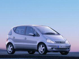 Ver foto 13 de Mercedes Clase A 1997