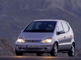 Ver foto 12 de Mercedes Clase A 1997