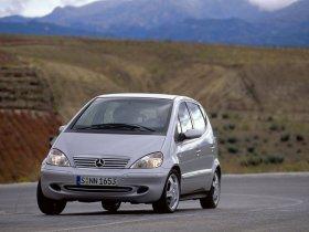 Ver foto 10 de Mercedes Clase A 1997