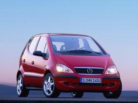 Ver foto 3 de Mercedes Clase A 1997