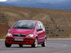 Ver foto 17 de Mercedes Clase A 1997