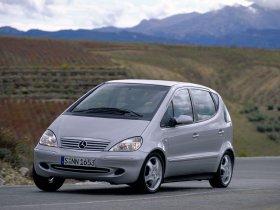 Ver foto 14 de Mercedes Clase A 1997