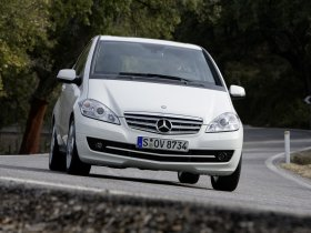 Ver foto 8 de Mercedes Clase A 3 puertas 2008