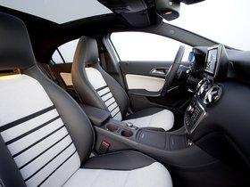 Ver foto 7 de Mercedes Clase A A180 CDI 2012