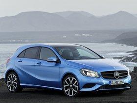 Ver foto 3 de Mercedes Clase A A180 CDI 2012