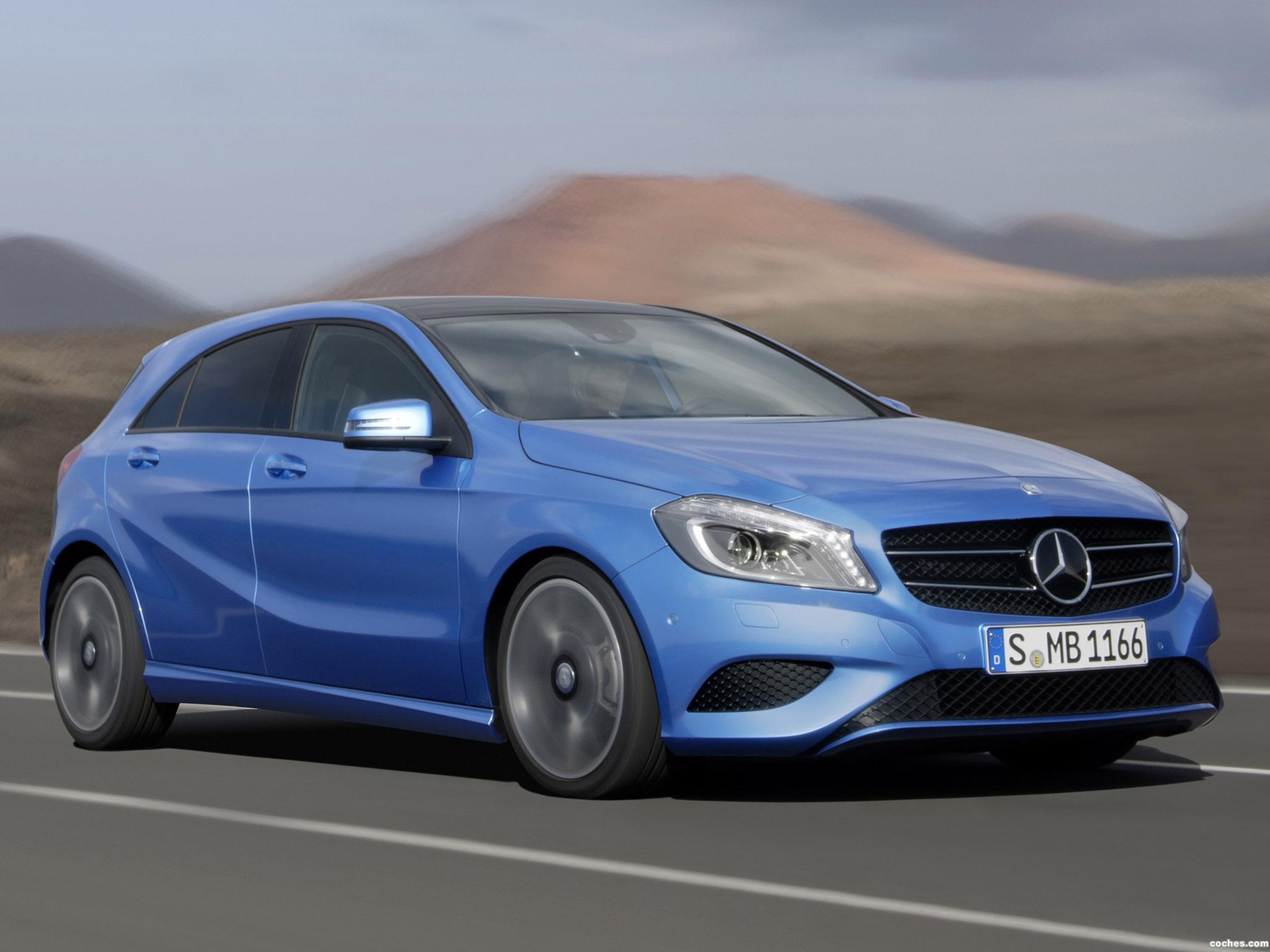Foto 0 de Mercedes Clase A A180 CDI 2012