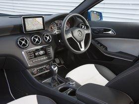 Ver foto 10 de Mercedes Clase A A180 CDI W176 UK 2012