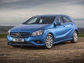 Ver foto 7 de Mercedes Clase A A180 CDI W176 UK 2012
