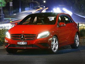 Ver foto 8 de Mercedes Clase A A180 W176 Australia 2012