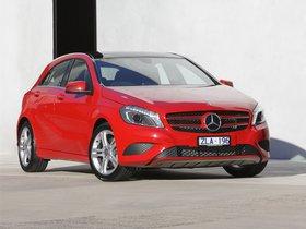 Ver foto 7 de Mercedes Clase A A180 W176 Australia 2012