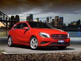 Ver foto 6 de Mercedes Clase A A180 W176 Australia 2012