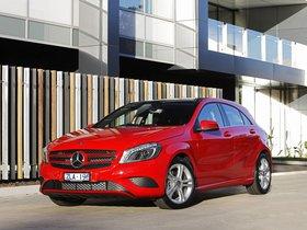 Ver foto 4 de Mercedes Clase A A180 W176 Australia 2012