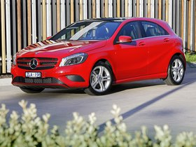 Ver foto 3 de Mercedes Clase A A180 W176 Australia 2012