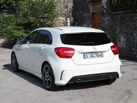 Ver foto 5 de Mercedes Clase A A200 CDI AMG Sport Package W176 2012