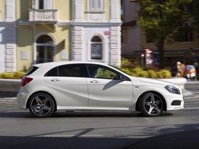 Ver foto 2 de Mercedes Clase A A200 CDI AMG Sport Package W176 2012