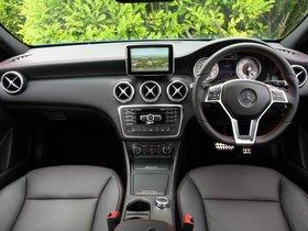 Ver foto 22 de Mercedes Clase A A200 CDI Style Package W176 UK 2012