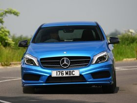 Ver foto 13 de Mercedes Clase A A200 CDI Style Package W176 UK 2012