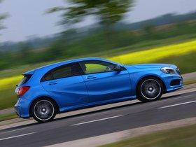 Ver foto 11 de Mercedes Clase A A200 CDI Style Package W176 UK 2012