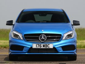 Ver foto 8 de Mercedes Clase A A200 CDI Style Package W176 UK 2012