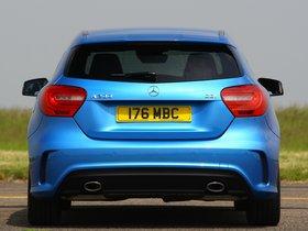 Ver foto 7 de Mercedes Clase A A200 CDI Style Package W176 UK 2012