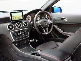 Ver foto 21 de Mercedes Clase A A200 CDI Style Package W176 UK 2012