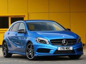 Ver foto 1 de Mercedes Clase A A200 CDI Style Package W176 UK 2012