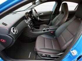 Ver foto 19 de Mercedes Clase A A200 CDI Style Package W176 UK 2012