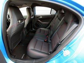 Ver foto 18 de Mercedes Clase A A200 CDI Style Package W176 UK 2012