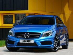 Ver foto 15 de Mercedes Clase A A200 CDI Style Package W176 UK 2012