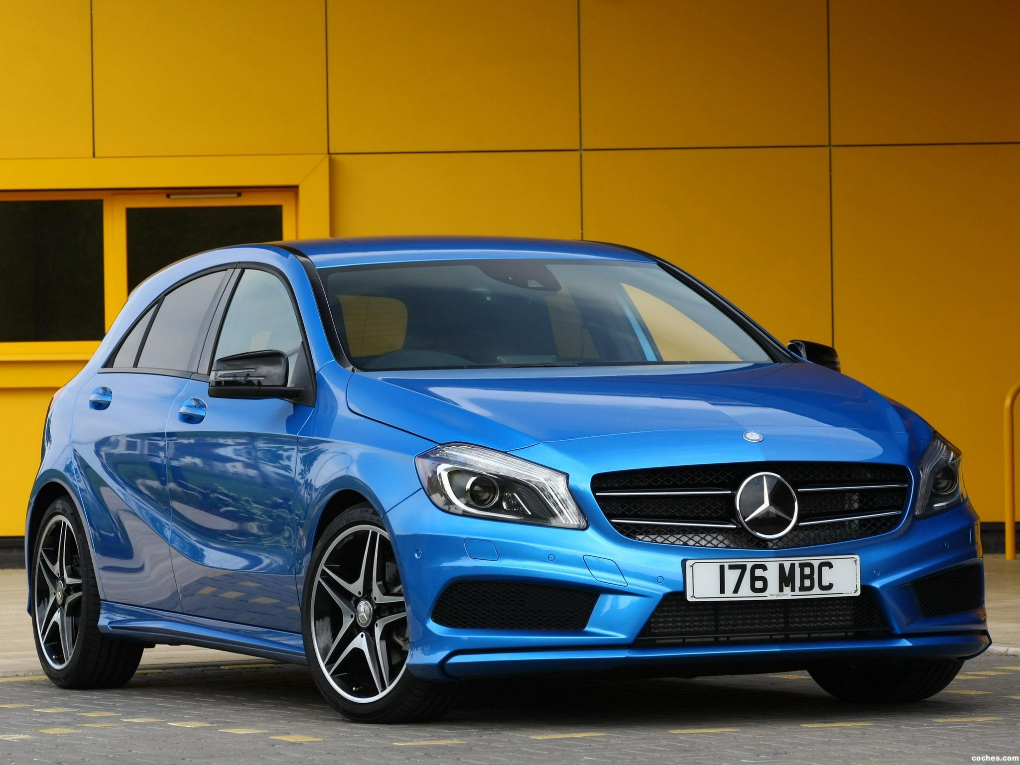 Foto 0 de Mercedes Clase A A200 CDI Style Package W176 UK 2012