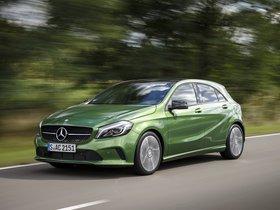 Fotos de Mercedes Clase A A200 Style W1 2015