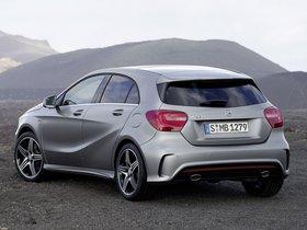 Ver foto 8 de Mercedes Clase A A250 2012