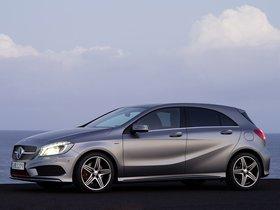 Ver foto 7 de Mercedes Clase A A250 2012
