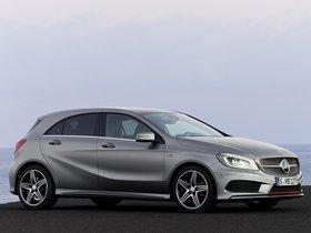 Ver foto 6 de Mercedes Clase A A250 2012