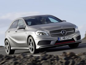 Ver foto 3 de Mercedes Clase A A250 2012